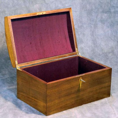 Jewellery Box in American Black Walnut